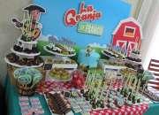 Cumpleaños Infantiles y Candy Bar