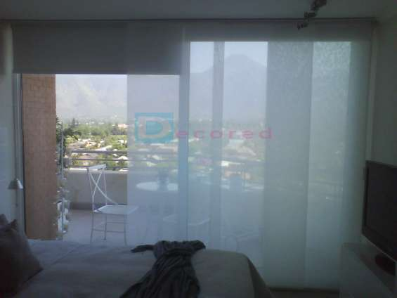 Cortinas y persinas decored