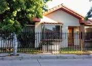 Vendo  Preciosa Casa  1 piso Los Encinos Sta Rosa Machalí. $ 145.Millones.-