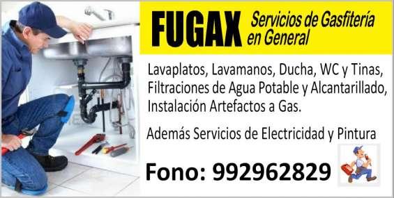 Fugax gasfiteria integral