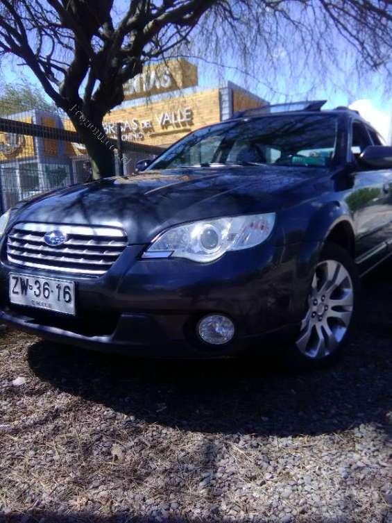Subaru outback 3.0r nunca chocado