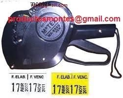 Etiquetadora motex 5500, fechadora