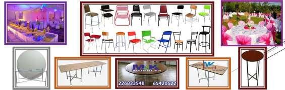 Fabrica de mesas redondas