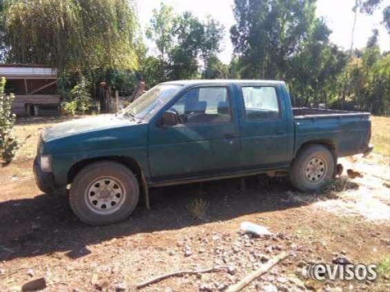 Camioneta nissan d21 patente sd 4766