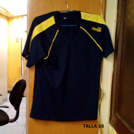 Vendo uniforme colegio montessori