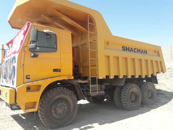 Camion shacman stl 3800