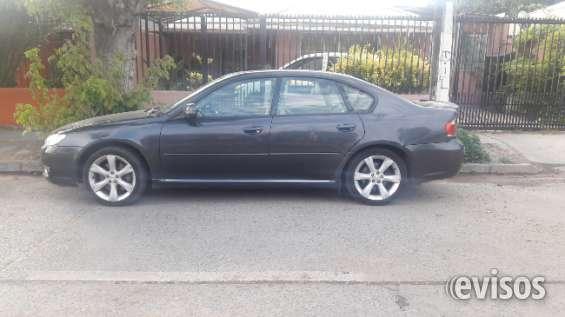 Subaru legacy 3.0 r awd 2008