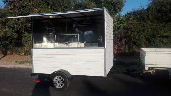 Se vende carro de comida food truck
