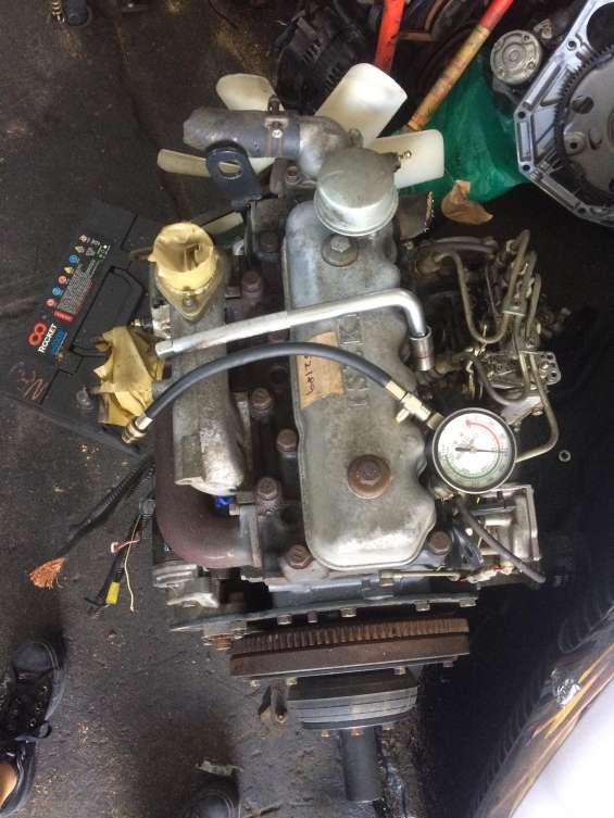 Venta de motores kubota estacionarios 1.500 cc, importados