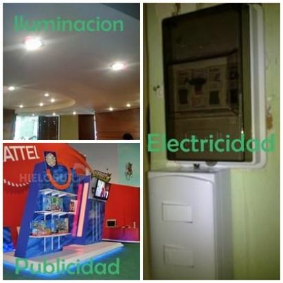 Maestro técnico eléctrico a domicilio 24 horas,autorizado sec.