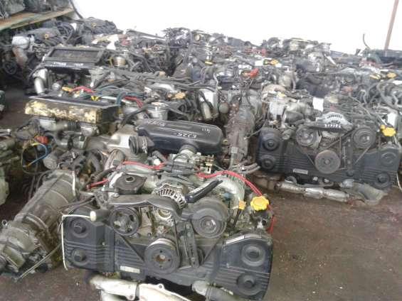 Motores subaru outback, legacy, ej25