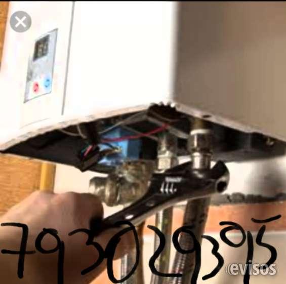 Gasfiter la florida 973029395 calefont instalacion sec