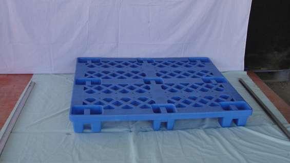 Venta pallets plasticos reacondicionado 1.20x1.00