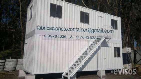 Bodegas y oficinas container
