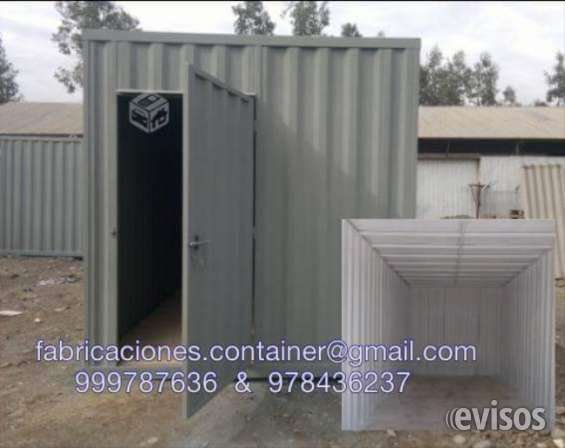 Container bodegas. 20 30 40 pie.