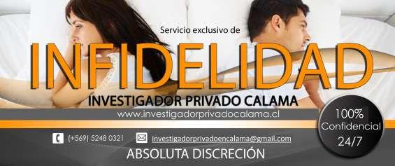 Servicios profesionales detectives en chile