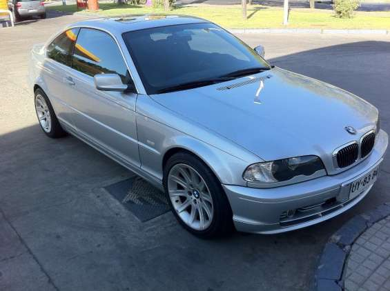 2002 bmw 325i cia coupe look m,