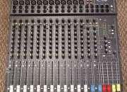 Consola  soundcraft SX