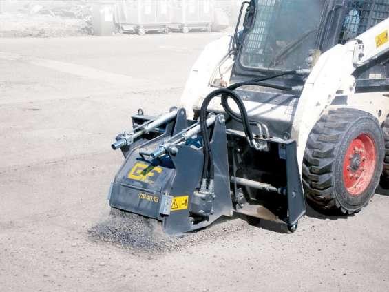 Fresadora de asfalto para minicargadores