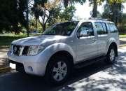 Nissan Pathfinder 2007 4x4 diesel automatica 7 plazas