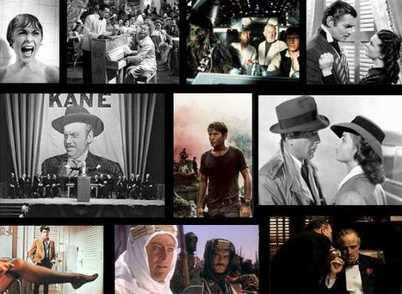 Peliculas clasicas y series de tv del pasado