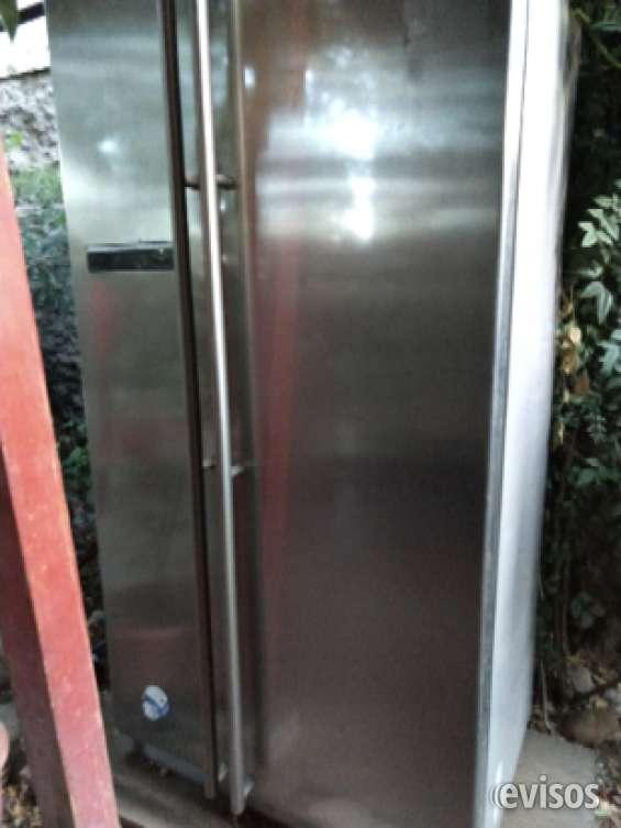 Refrigerador ddos puertas samsung