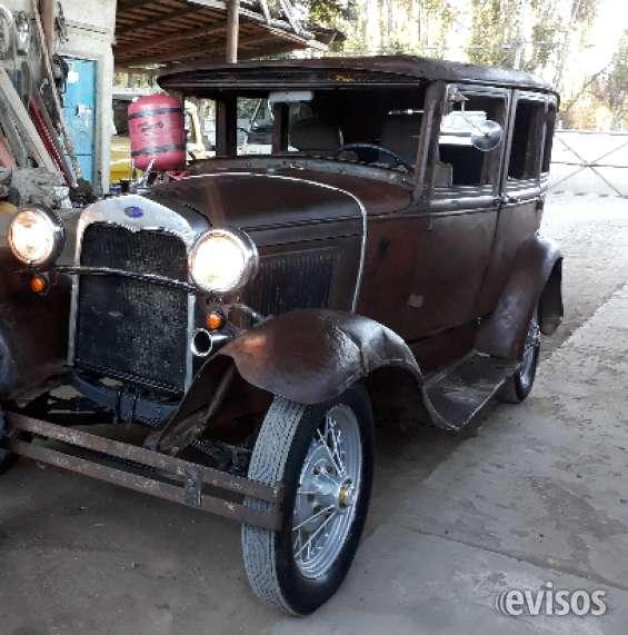 Ford a clásicos 1930
