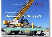 Curso y Certificación GRUA RT & Rigger 2018