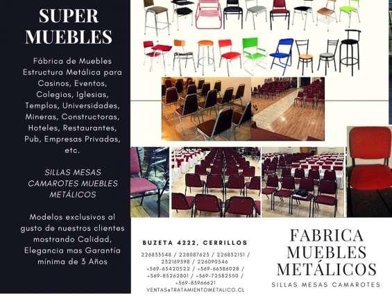 Fabrica de sillas