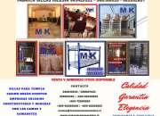SILLAS MESAS CAMAS - CAMAROTES stock disponible 500und