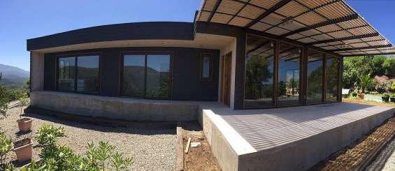 Construccion de casas en paneles: sip, ecowall y titan