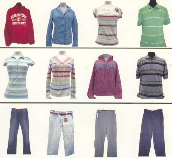 Venta ropa de segunda mano para damas, caballeros, niños de muy calidad y ha muy buen precio, hacemos envios..