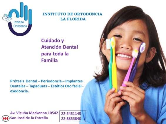 Odontologo en santiago instituto de ortodoncia la florida