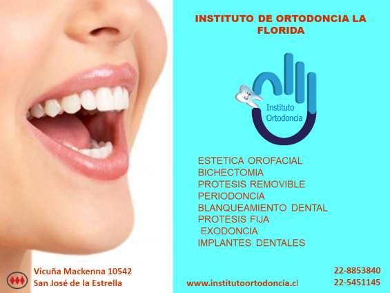 Dentistas en instituto de ortodoncia en la florida