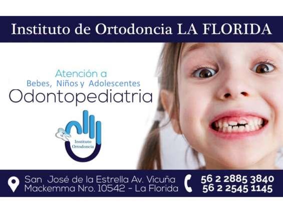 Odonto pediatra en ñuñoa, instsituto de ortodoncia