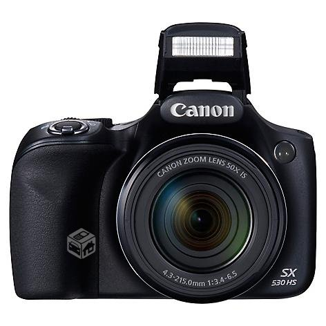 Vendo cámara semiprofesional sx530