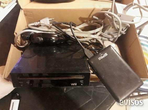 Wii con más de 80 juegos