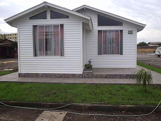 Casa básica 54 metal con