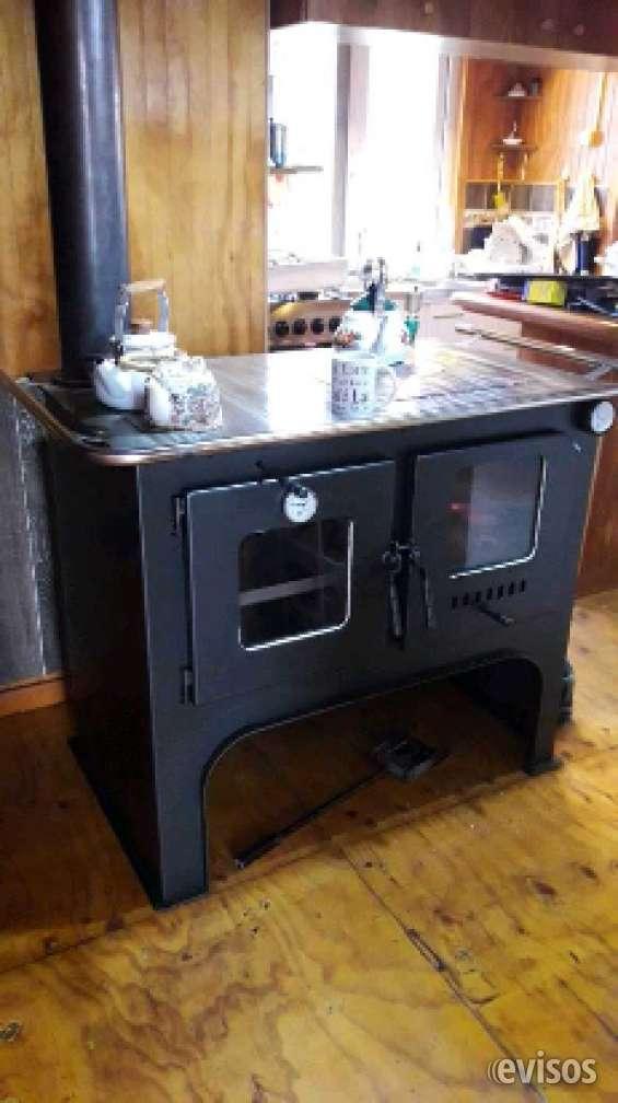 Caldera cocina para calefacción central