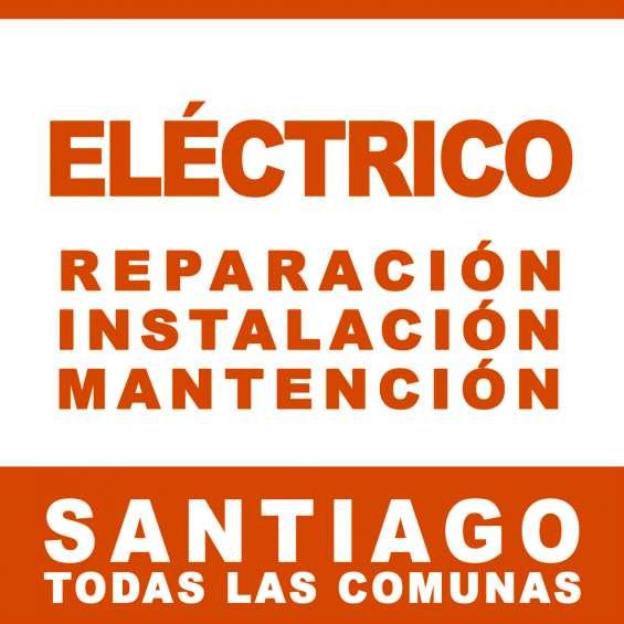 Electricista a domicilio - todas las comunas