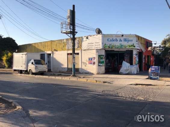 Locales comerciales + patente de alcoholes