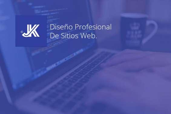 Diseño profesional de sitios web cotiza tu proyecto