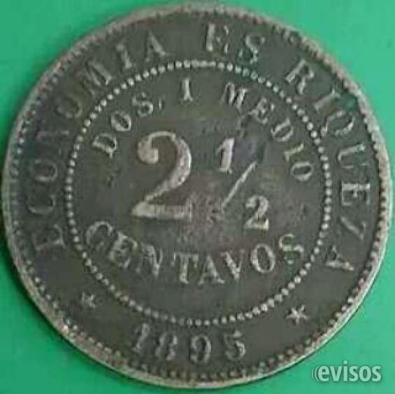 Vendo monedas chilenas