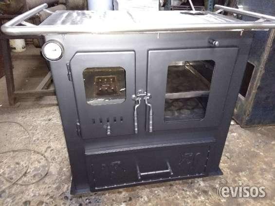 Calderas a leña, combustiones y cocinas artesanales tambien reparaciones.