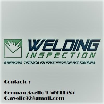 Se califican soldadores welding inspection ltda chile