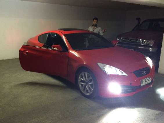 Hyundai genesis 3.8 gls 2011