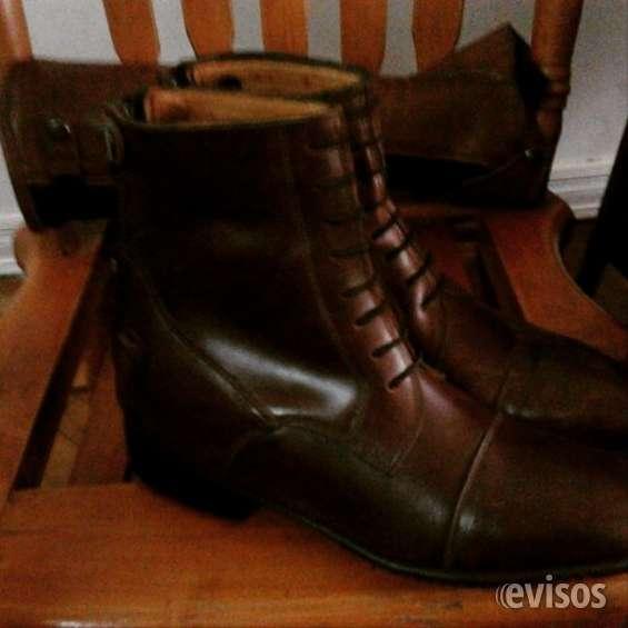 Fabrico botas de montar