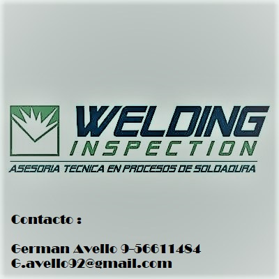Se califican soldadores welding inspection ltda