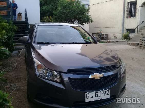Chevrolet cruz 2014 semi nuevo