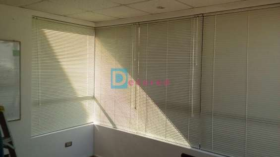 Cortinas y persianas decored